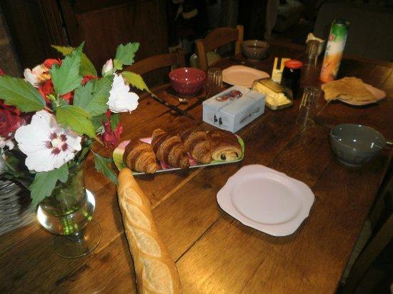 Ecluse de Kerdelen : le petit déjeuner est compris !