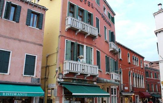 B4 Bellini Venezia : Request a room with a balcony