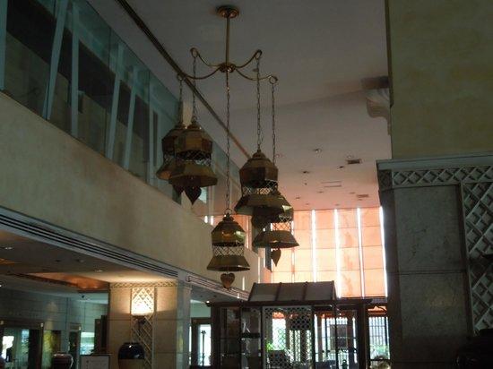 Chaophya Park Hotel: Lobby