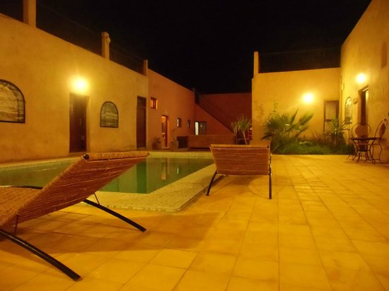 Auberge Bagdad Cafe: pool
