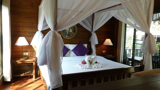 Thai Thai Sukhothai Guest House : klein aber oho