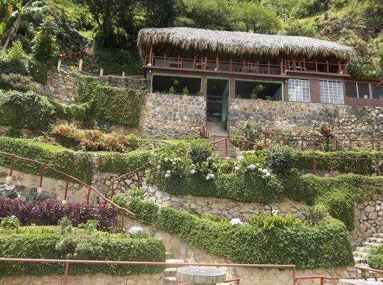 Hotel Restaurante La Villa de los Dioses: Ranch Restaurant