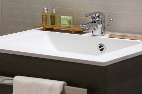 Best Western Hotel Gap : Nos nouvelles vasques