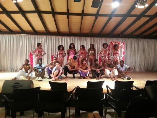 Hotel Oasis Belorizonte : Espectáculo Noturno