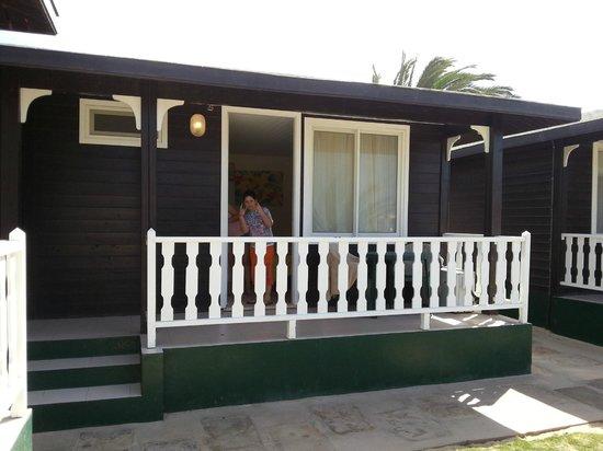 Hotel Oasis Belorizonte : Bungalow