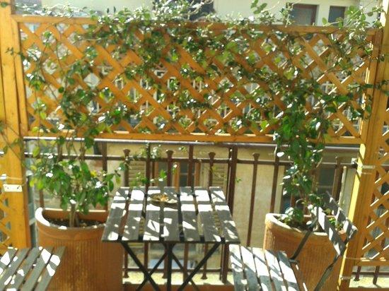 Hotel Joli: balcone della camera