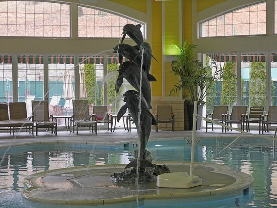 French Lick Springs Hotel: indoor pool