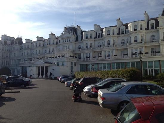 The Grand Hotel Eastbourne: Grand it is