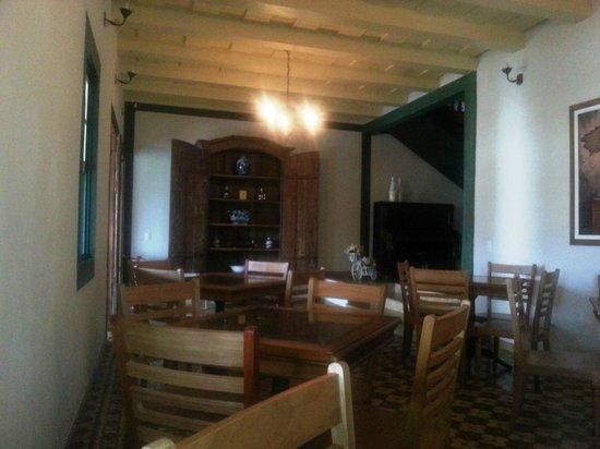 Pousada Porto Imperial: Restaurante, local apropriado para um bom café da manhã.