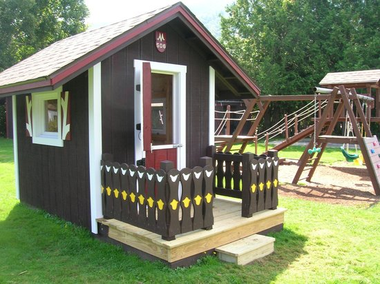 Mittersill Alpine Resort: Outdoor Playhouse
