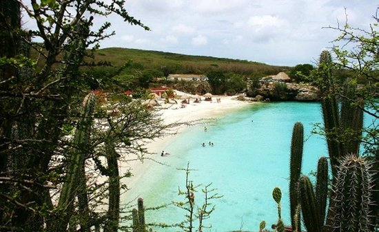 Curacao with Diana