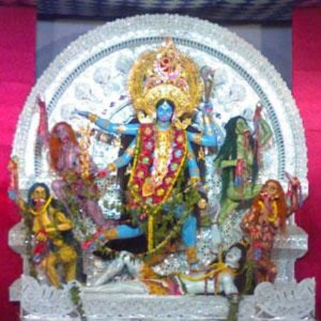 date of kali puja 2019