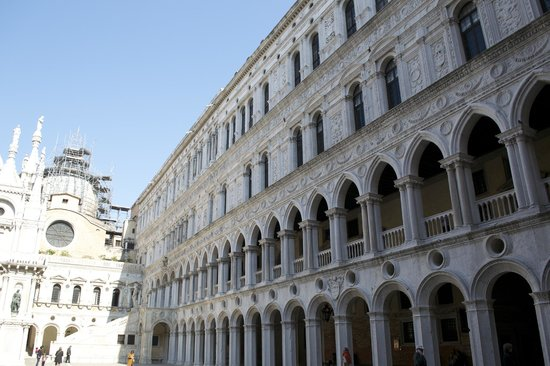 Doges' Palace: Exterior