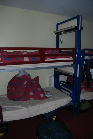 Abigails Hostel: 8 beds Mixed room