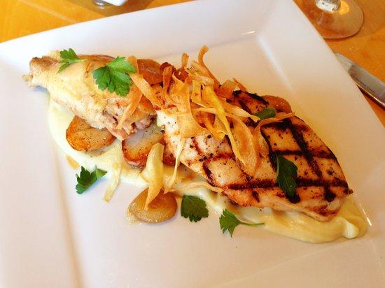 Trillium Cafe: Chicken