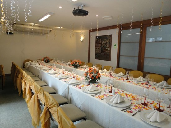 Hotel La Mansion: Eventos - catering