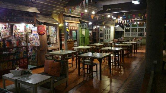 Phranakorn-Nornlen Hotel: The breakfast area