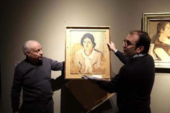 FAM - Fabbriche Chiaramontane di Arte Moderna: Fausto Pirandello