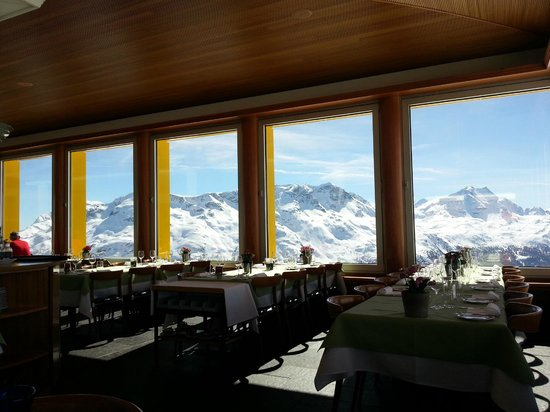Corviglia Brasserie: La Marmite restaurant