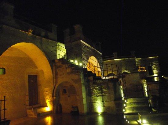 Azure Cave Suites : Dış alan