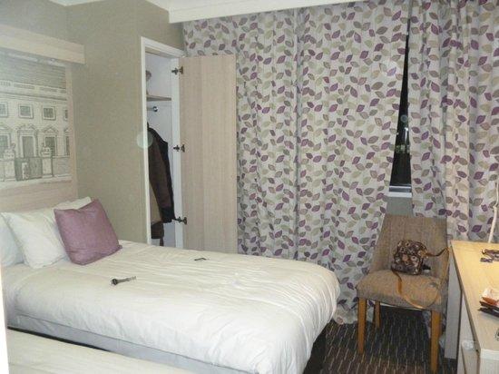 President Hotel: habitacion