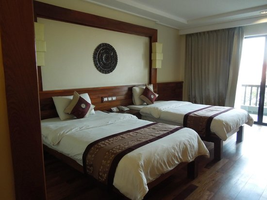 Royal Empire Hotel : Standard room
