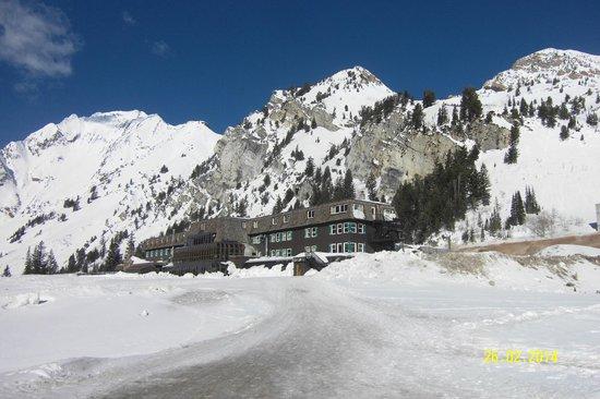 Alta Peruvian Lodge: hotel