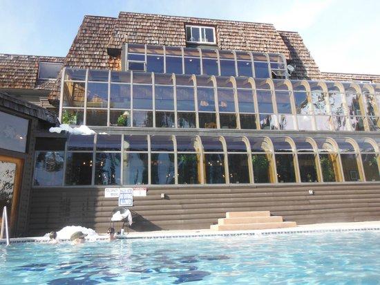 Alta Peruvian Lodge : hotel