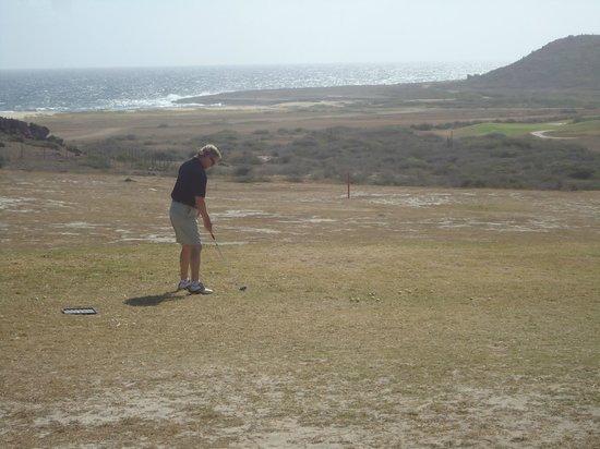 Tierra del Sol Golf Course: Driving Range