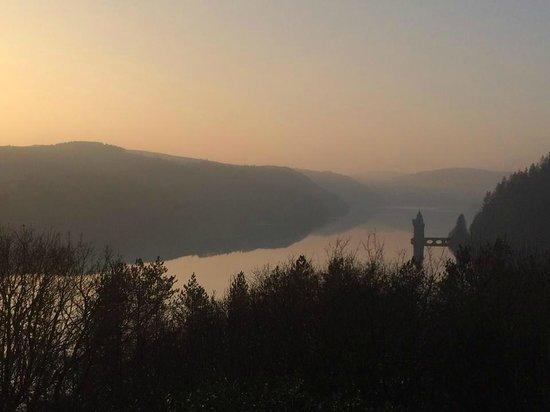 Lake Vyrnwy Hotel & Spa: Stunning Views