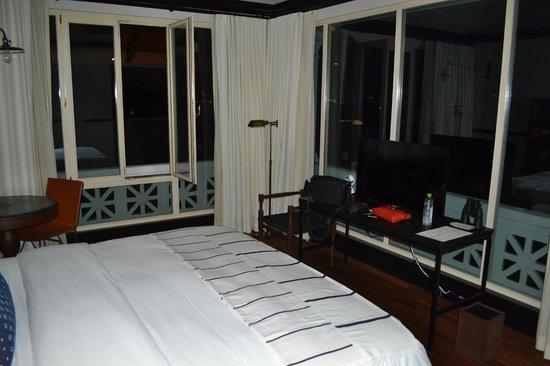 American Trade Hotel: Panarama room