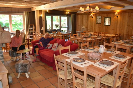 Hotel Restaurant L'Adray : le restaurant de l'hotel