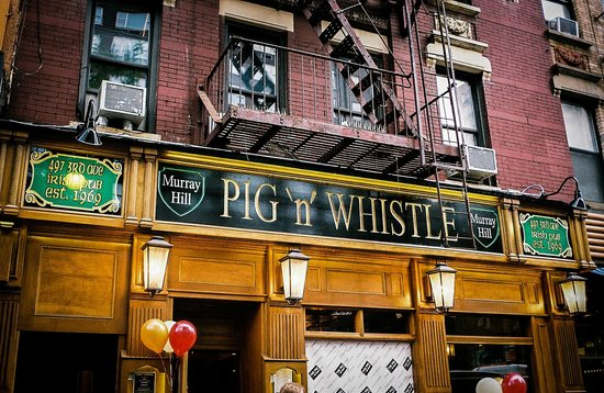 Pig 'N' Whistle Murray Hill