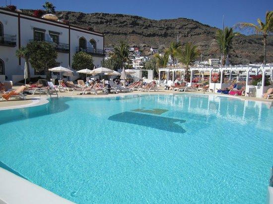 Hotel The Puerto de Mogán: Hotel Pool