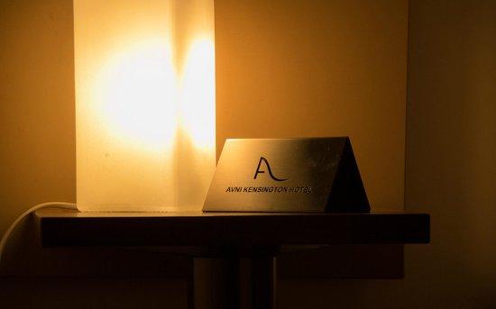 Avni Kensington Hotel : Room 104