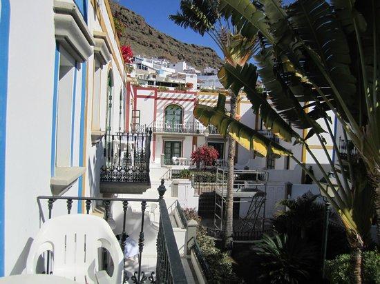 Hotel The Puerto de Mogán: Room Balcony
