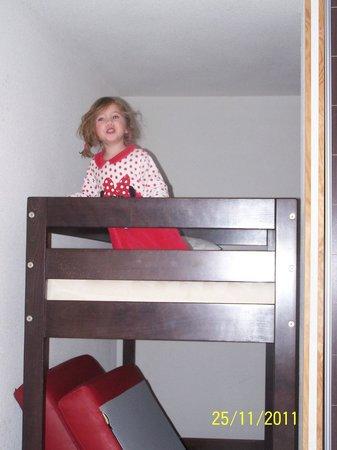 Residence Foch: La chambre