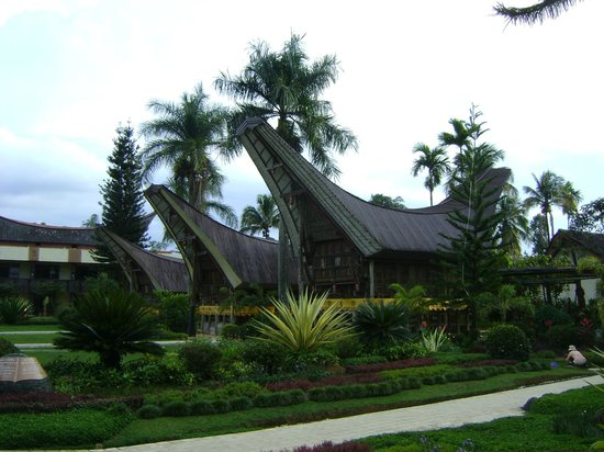 Toraja Misiliana Hotel: Zimmeraussicht1