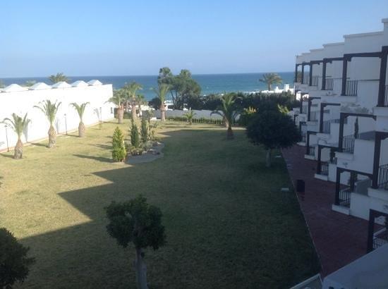 Parador de Mojacar: View from room