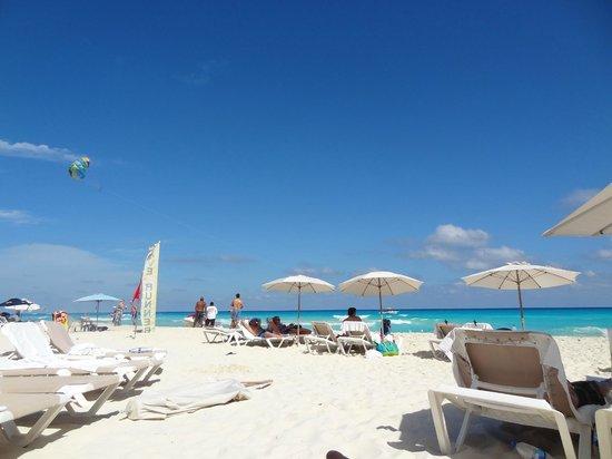 Beach Palace: Dia de playa