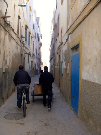 Riad Chbanate : Inside the Medina