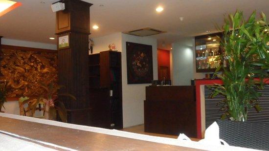 Deepavali Indian Restaurant - Bangtao Place: inside restaurant