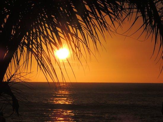 Playa Escondida: Sunset, next stop Hawaii