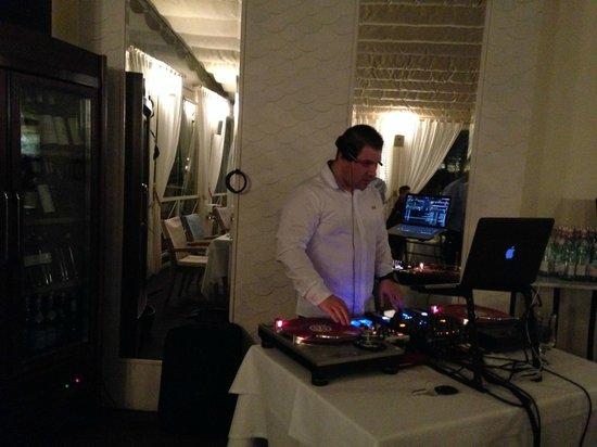 Restaurant Isoletta: Best live DJ