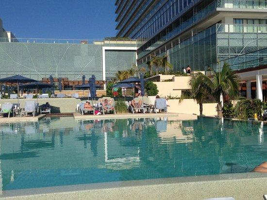 Secrets The Vine Cancun: Uma das piscinas
