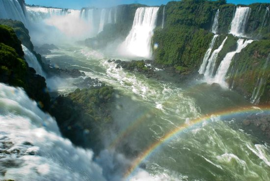 Cataratas del Iguazú: Beautiful Iguazú Falls