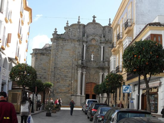 Church of San Mateo