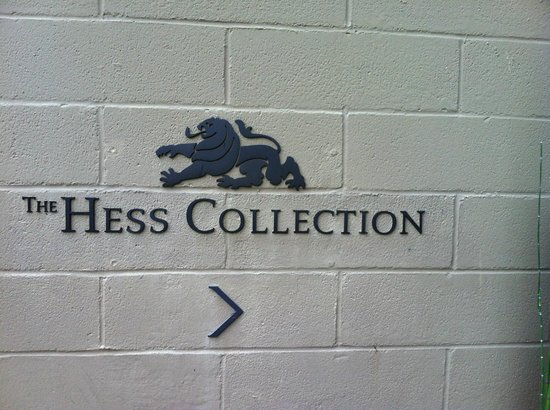 The Hess Collection Winery & Art Museum: Hess