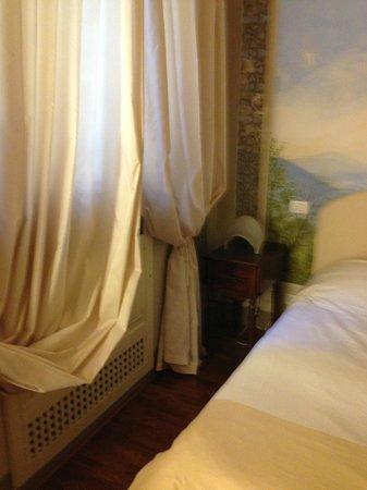 Albergo San Martino: interno camera