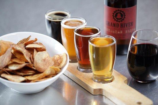 Grand River Brewery: Beer Wine Food